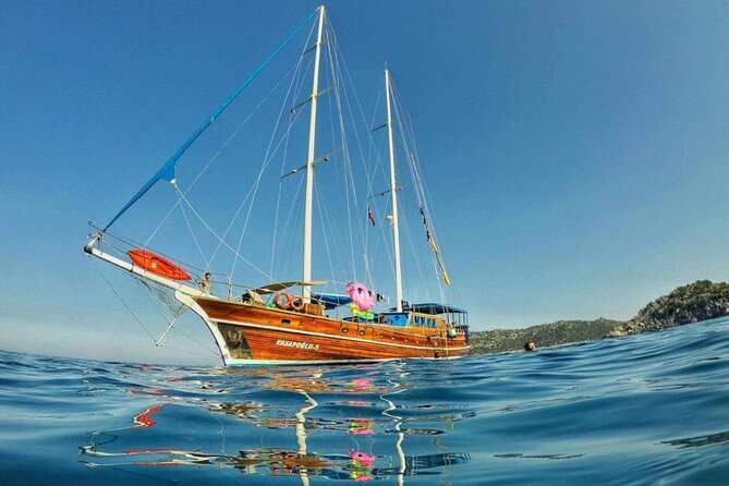 4-Day Blue Escape from Fethiye to Gocek