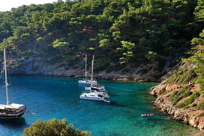 Blue Escape in Turkey: 8 Days Sailing Tour from Fethiye