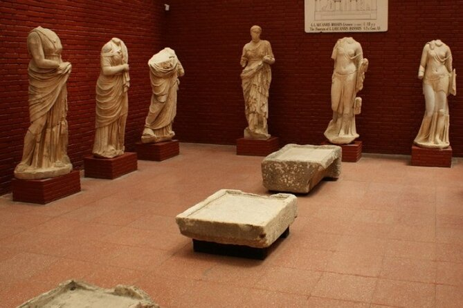 Ephesus Archaeological Museum Virtual Live Guided Tour