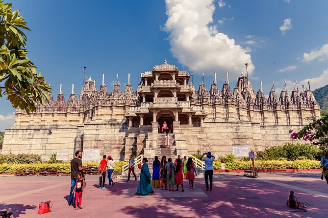 A Day Trip of Ranakpur Temple from Jodhpur & Back