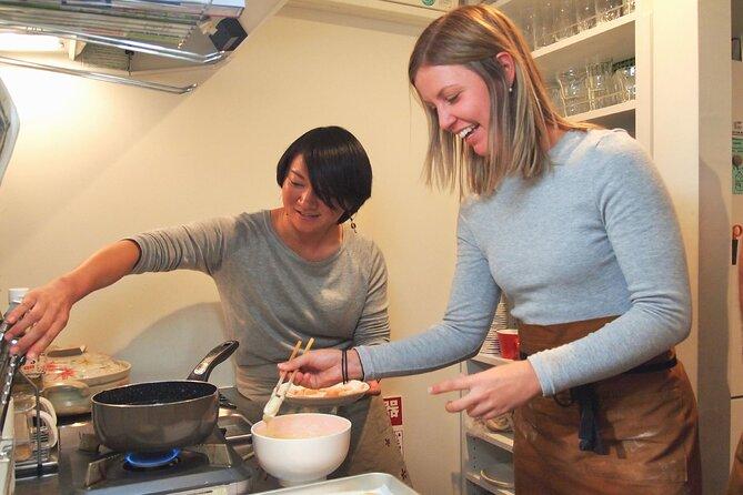 "Nagoya Home Cooking Class: Nagoya Soul Food ""Misokatsu"""