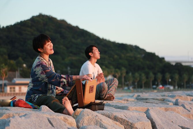 Private 2-hour Indian Yoga Experience at Hakata Island