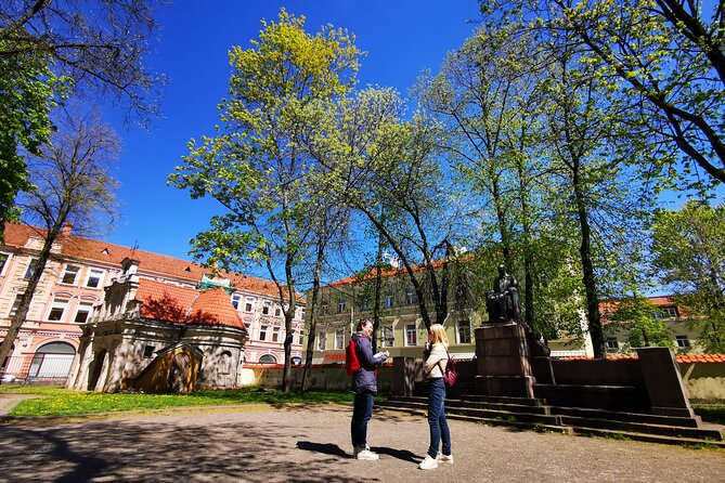 Vilnius Old Town and Užupis Republic - Private Walking Tour