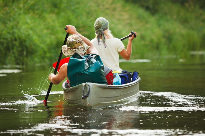 From Prague: Canoeing on the Vltava River Day Trip