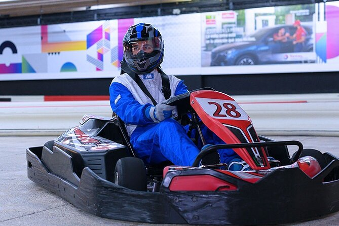 Santo Domingo Indoor Karting and City Tour