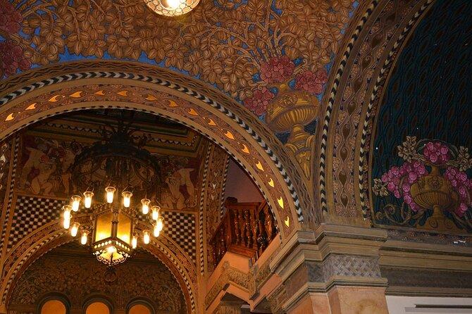 Villa Torlonia and Coppedé Art Nouveau Private Tour in Rome