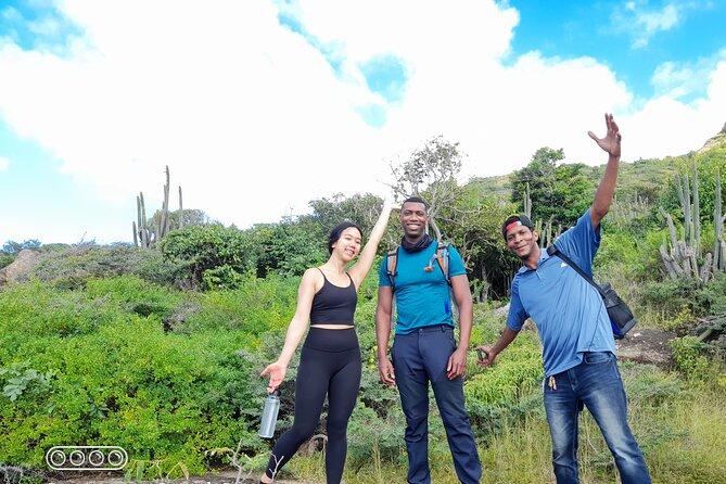 Hike Antigua Tour - Conquer the Hill