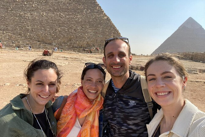 Private Tour: Cairo Day Trip from Hurghada ( all inclusive )