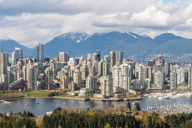 Vancouver Favourites Sightseeing City Tour