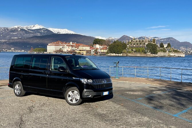 Private Transfer from Malpensa Airport to Stresa