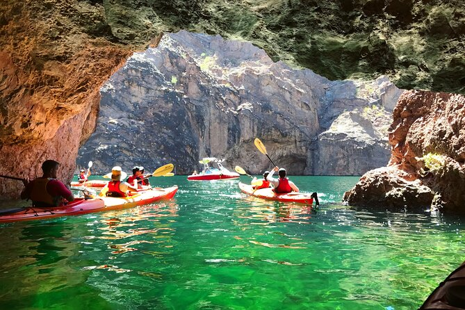 Half Day Kayak Tour in the Black Canyon - Self Drive