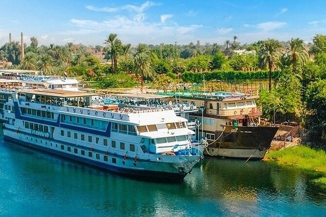 Amazing 2 nights Sailing Nile cruise from Luxor to Aswan