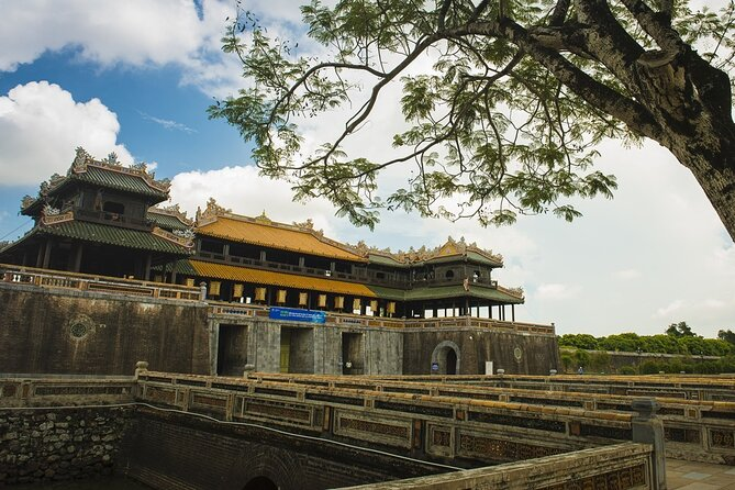 Full Day Imperial Hue from Hoi An