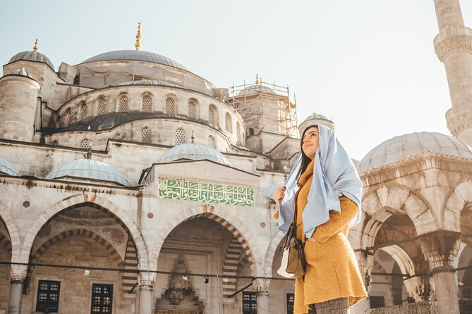 Half Day Walking Tour of Old Istanbul