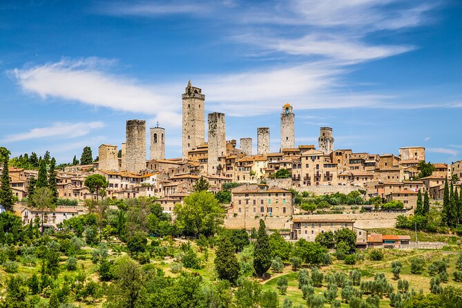 Tuscany Highlights Guided Small-Group Tour from Florence