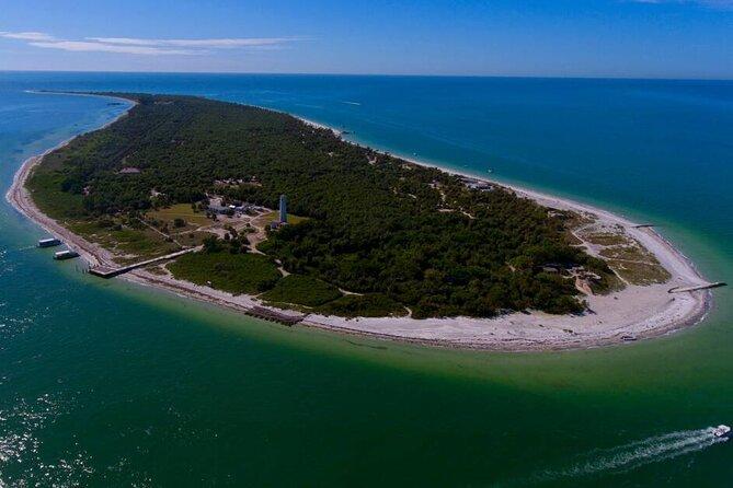 Private Island Trip - Egmont Key