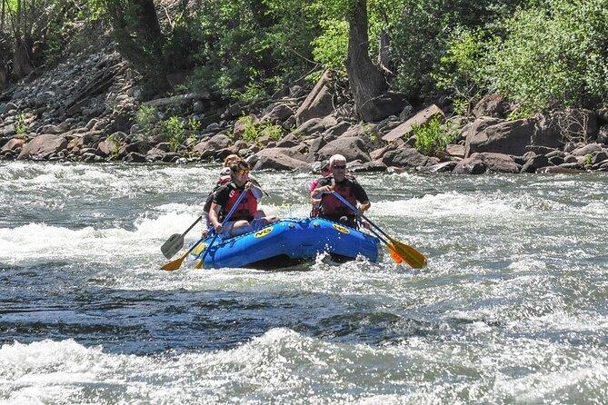Full-Day Wilderness Rafting Adventure in Colorado