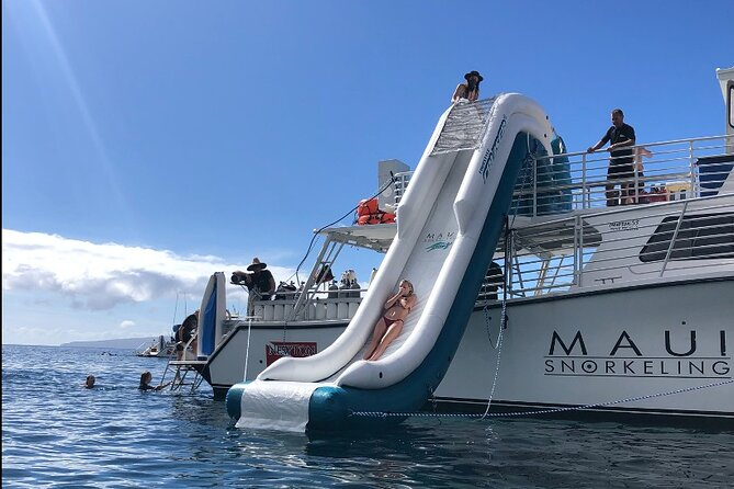 Maui Snorkeling to Coral Gardens - All-Inclusive 3-Hour Afternoon Session