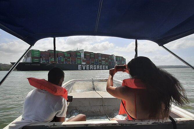 Tagestour am Panamakanal und auf der Affeninsel von Ozean zu Ozean