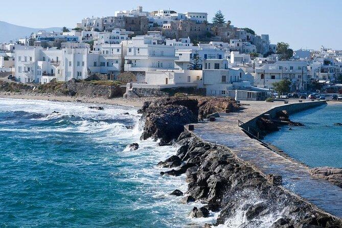 Royalty Apollon Island Round Tour in Naxos