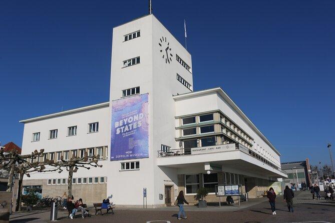 Besuch im Zeppelin Museum Friedrichshafen