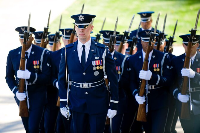 2-Hour Arlington Cemetery Guided Walking Tour