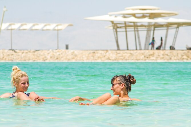 Dead Sea Relaxation from Jerusalem