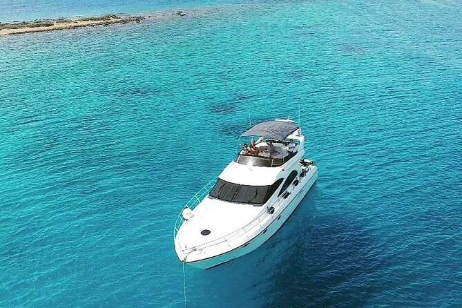 VIP Motor Yacht Charter - 17 meter 54 feet - 10 Guests possible - Full day trip