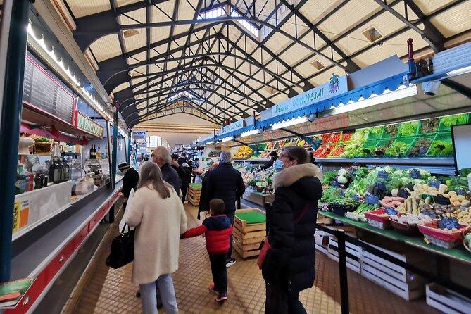 Bike food tour in Rennes