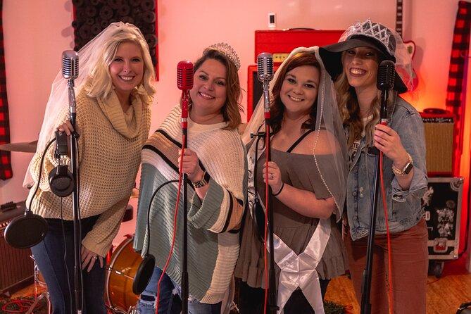 Nashville Recording Studio Experience