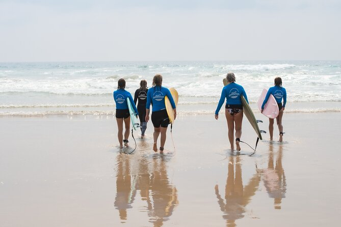 Monthly Intro / Beginner Surf Clinics for Women - Byron Bay / Lennox Head