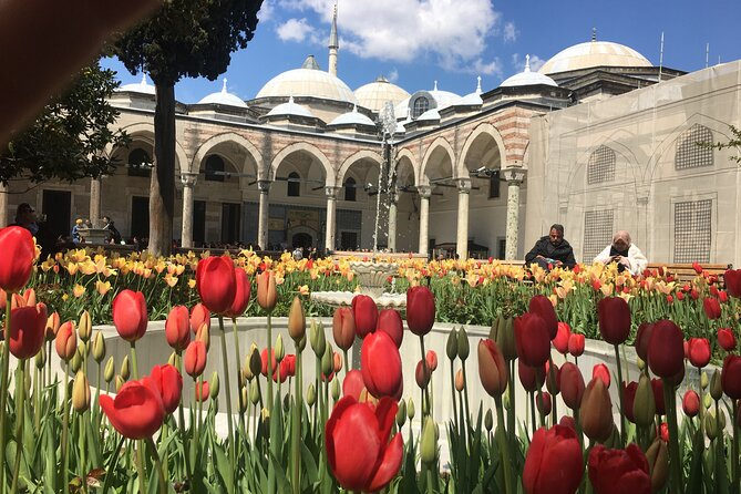 Private Istanbul Old City Walking Tour