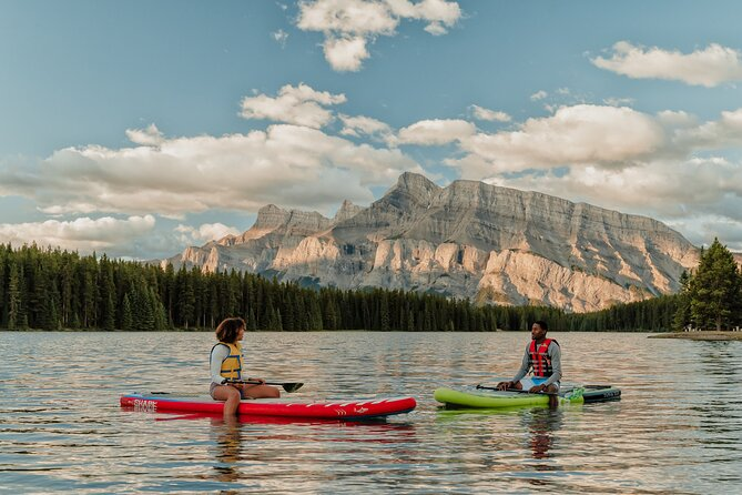 SUP Tour, Banff National Park