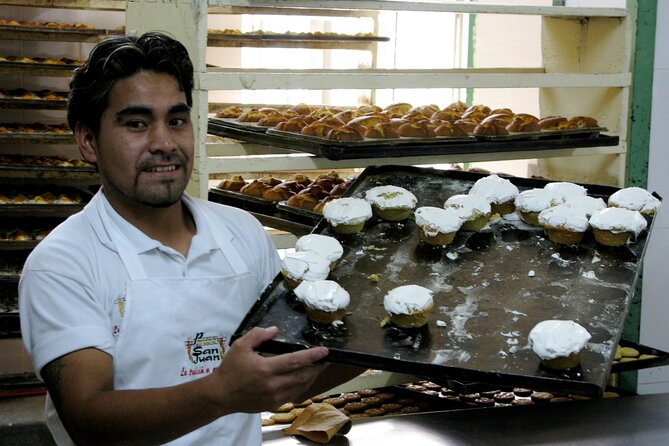 Private Sweets and Food Tasting Tour in Quito