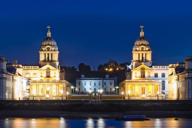 Royal Maritime Greenwich Ghost Walking Tour