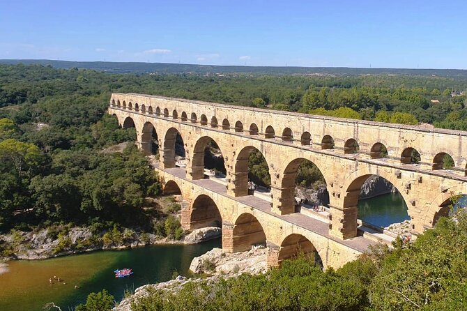Private Half-Day Hiking Tour of the Pont du Gard