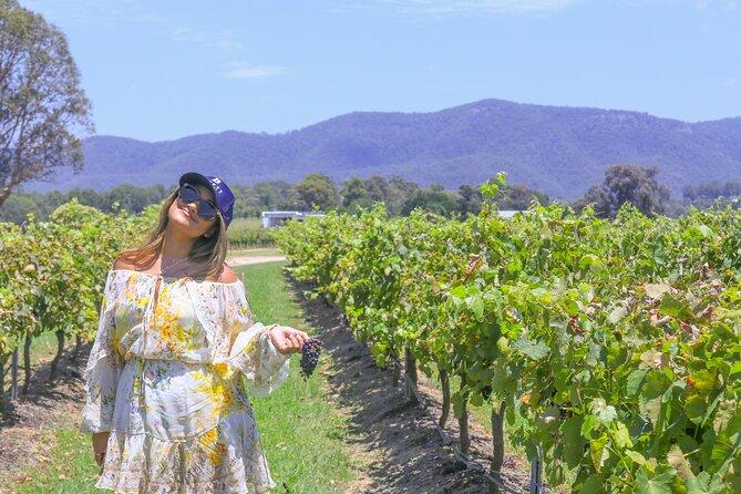 Hunter Valley Private Wine Tour