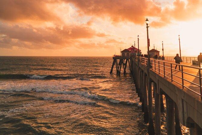 Private Tour: The Beaches of Orange County