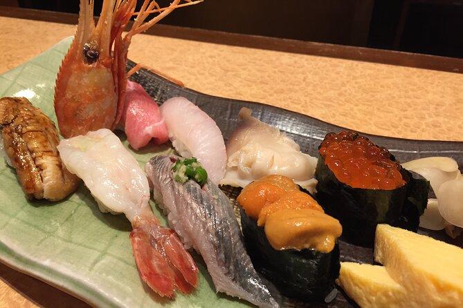 Sushi Town -- Cruise Around Matsushima/Shiogama with a Sushi Master