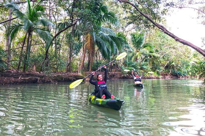 Monkey Mangrove Kayak at Nacarcosta