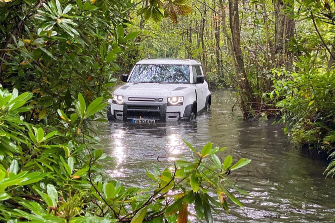 Private Land Rover Off-Road Driving Experience in Solihull