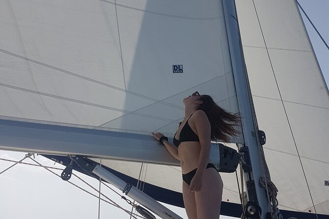 Private Day Sailing Cruise in Pagasitikos Gulf from Volos Port