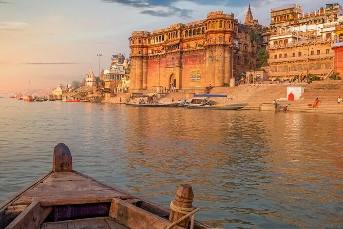 Varanasi Full day tour with Boat ride