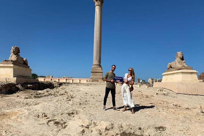 Private day tour to Cairo From Alexandria with guide
