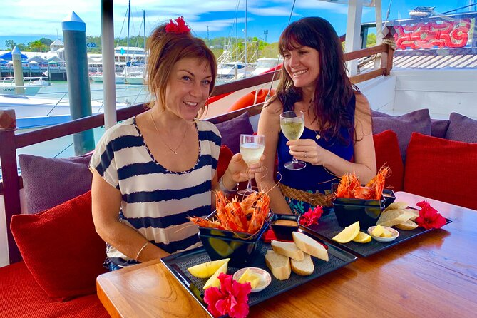Shaolin Seafood Lunch Sail in Port Douglas
