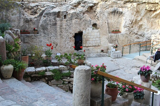 Holy Week in Jerusalem Live Guided Virtual Tour