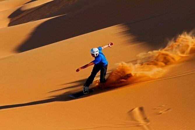 Desert ski