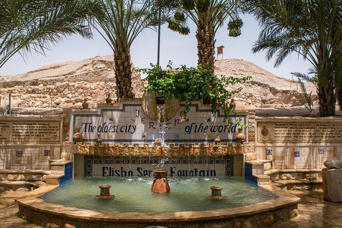 Tour de Belén y Jericó desde Jerusalén