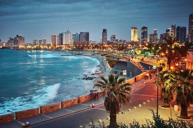 Recorrido día completo por la ciudad de Tel Aviv