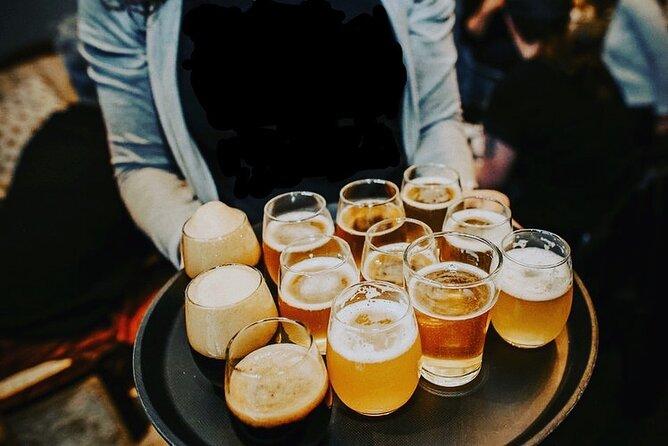 Luxury Craft Beer Tour in the Niagara Region